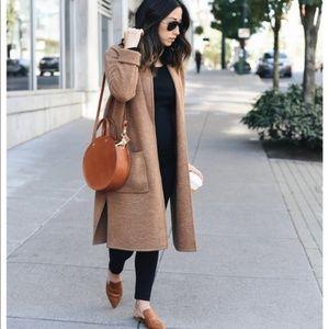 Womens Madewell Sweater Coat On Poshmark